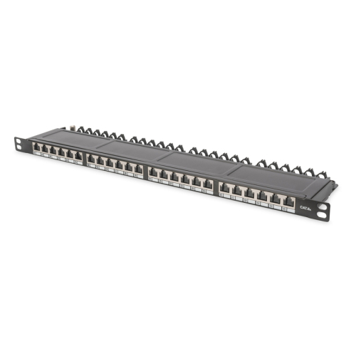MC CAT 6A Class EA High Density Patch Panel Shielded