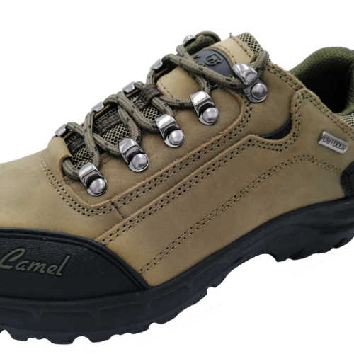 Popular High Quality Men's Winter Leather Hiking Trekking Shoes