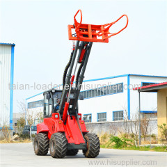 DY840 articulated mini telescopic loader
