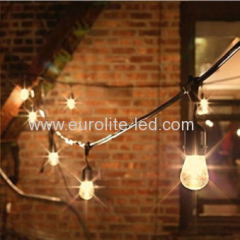 Led Weatherproof String Outrdoor Holiday Decration Light