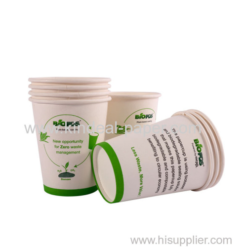 pla compostable cups for coffee drinking