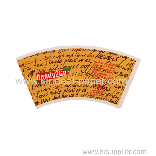cup coffee paper for debao paper cup machine