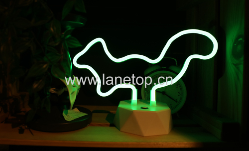 Foldable Bright Light SMD 2835 LED Neon Lamp for Room