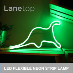 Formable Flexible Home Decoration 5V Neon Strip Lights