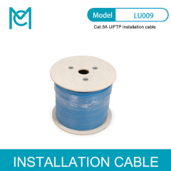 MC Cat.6A U/FTP installation cable 500 m simplex