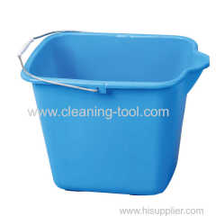 8.5L Plastic Bucket With Handle