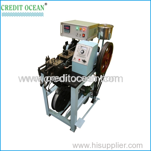 shoelace tipping machine handbag lace tipping machine