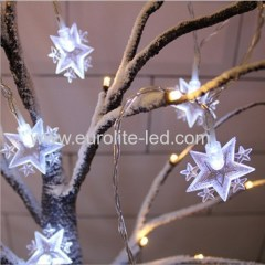 Led Star String USB Cute Holiday Room Garden Decoration Night Light