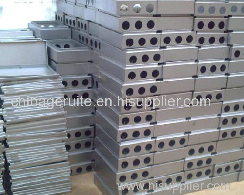 China machining factory-Machined parts
