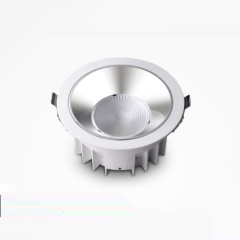 euroliteLED White COB 10W 30W LED Downlight 3000K-6500K IP20