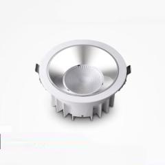 euroliteLED White COB 10W 30W LED Downlight 3000K-6500K IP20