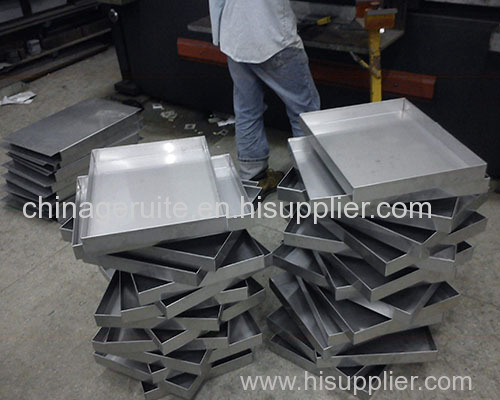 Forklifts Metal parts- laser cutting service China