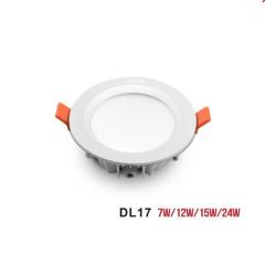 euroliteLED White 7W 12W 15W 24W SMD LED Downlight 3000K-6500K IP65