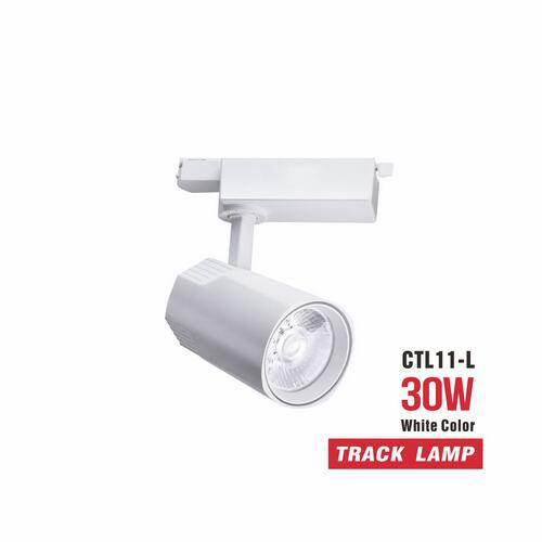 euroliteLED 30W COB LED Track Light 3000K-6500K IP20 2 Colors Optional