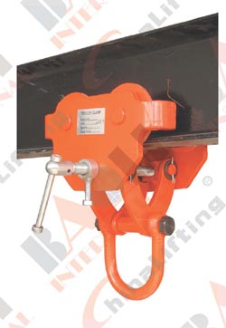 TROLLEY CLAMP B TYPE (Large Ring)