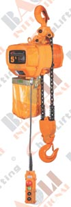 ELECTRIC CHAIN HOIST K1 TYPE 05578 05579