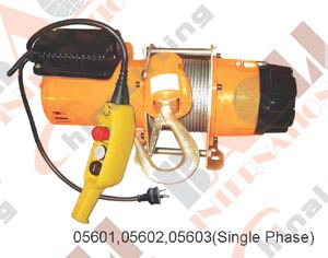 ELECTRIC WINCH J TYPE