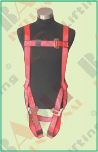 FULL ARREST HARNESS AND ACCESSORY