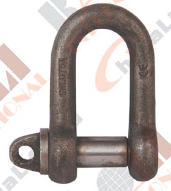 LARGE DEE SHACKLE BS3032 21357 21358 21359 21360 21361