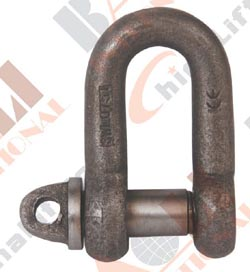 SMALL DEE SHACKLE BS3032 21457 21458 21459 21460 21461