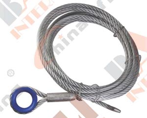 CONTAINER WIRE ROPE SLING