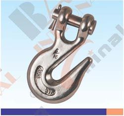 S.S CLEVIS GRAB HOOK AISI:304 or 316