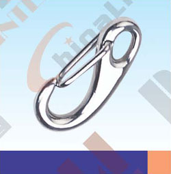 S.S. SPRING EYE HOOK AISI :304 or 316