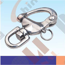 S.S. SWIVEL SNAP SHACKLE AISI:304 or 316
