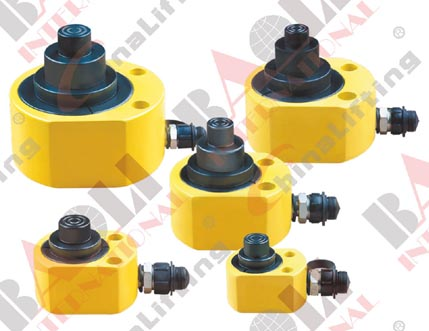 HOLLOW PLUNGER HYDRAULIC CYLINDERS SERIES