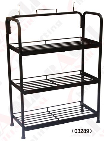 SHELVING SYSTEMS STEEL