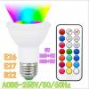 euroliteLED 8W PAR20 LED WiFi Smart Multicolor RGBW Bulbs