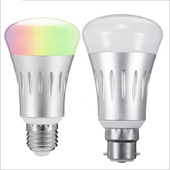 euroliteLED 7W LED WiFi Smart RGBW Bulbs Remote Control