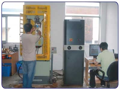 30TON VERTICAL TEST RIG