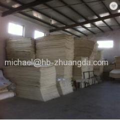 customized Sealed wool felt Industrial 100%wool felt strip 15mm 10mm