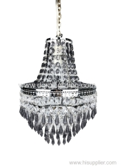 D340MM Mini blenheim pendant clear