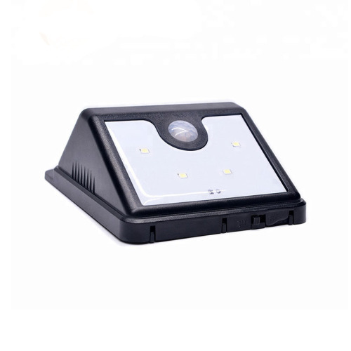 surface mounted lamp led outdoor sensor solar wall light