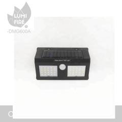 Outdoor Waterproof Rechargeable Solar Power Motion Sensor Wall Light