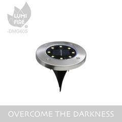 Garden Lawn Light Solar LED Underground Paving Lamp