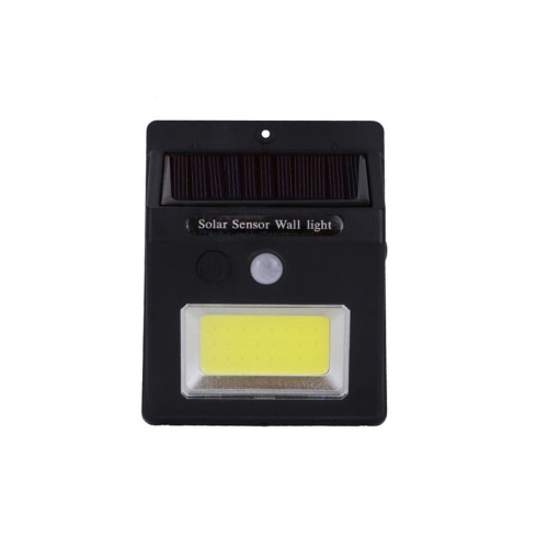 COB Waterproof garden Led Solar motion sensor interior Wall light