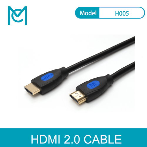 MC Gold Plated HDMI TO MINI HDMI Cable 1.4 Version Plug Male-Male HDMI 1080p 3D for TABLETS 0.5M-15M