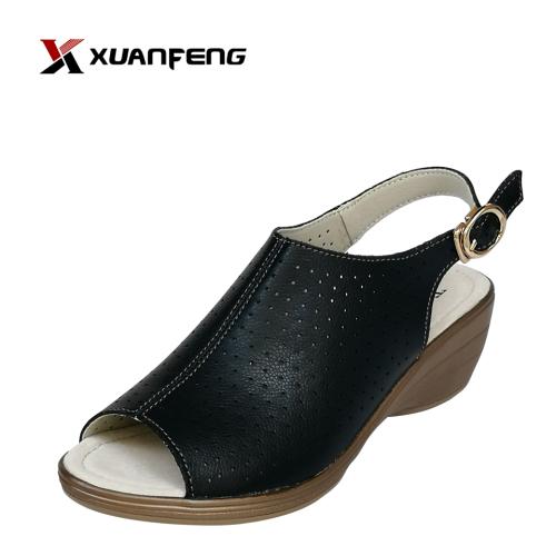 Wholesale Handmade Ladies Leather Sandals