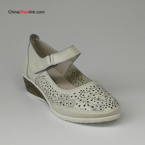 Popular Comfortable Ladies Leather Sandals