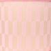 Velvet lamp shade with light pink