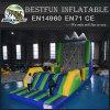 Inflatable rock climbing bouncer games