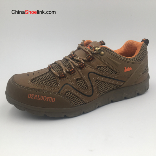 Wholesale Popular Men's Outdoor Sneakers Running Sports Shoes