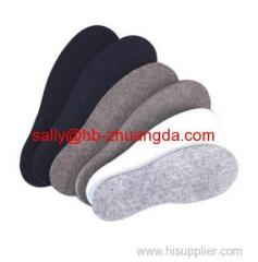 Wool Felt Insoles Protect Feet from Cold Winters
