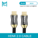 MC Zinc Alloy Engineering HDMI Cable With Ethernet HD TV's / Xbox 360 / PS3 / SkyHD / Blu Ray DVD Hdmi Cable