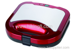 Electric Stainless steel sandwich maker