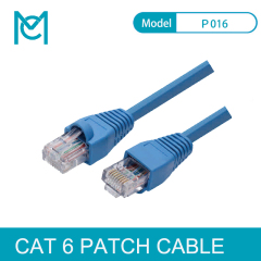 MC Ethernet Cable Lan Cable UTP CAT 6 RJ 45 Network Cable 1-50M Patch Cord for Laptop Router RJ45 Network Cable