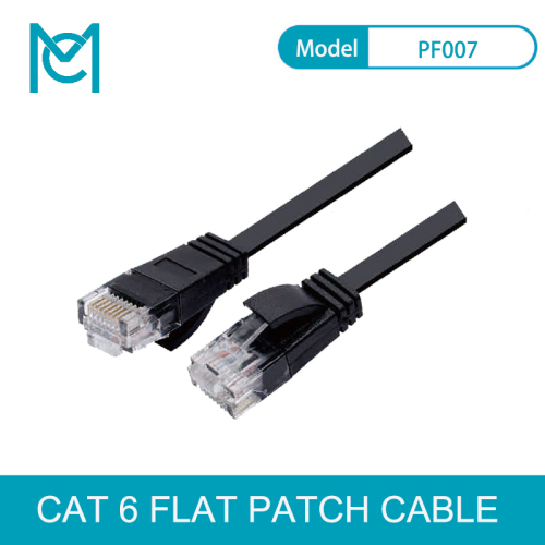 MC 1-20M RJ45 CAT6 Ethernet Network LAN Cable Flat FTP Patch Router Interesting Lot top quality feb